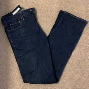 2/$20: Gap Straight Cut Jeans